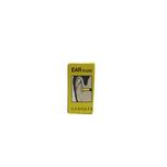 Qt Foam (Polyeurethene) Earplugry box, 1 pair