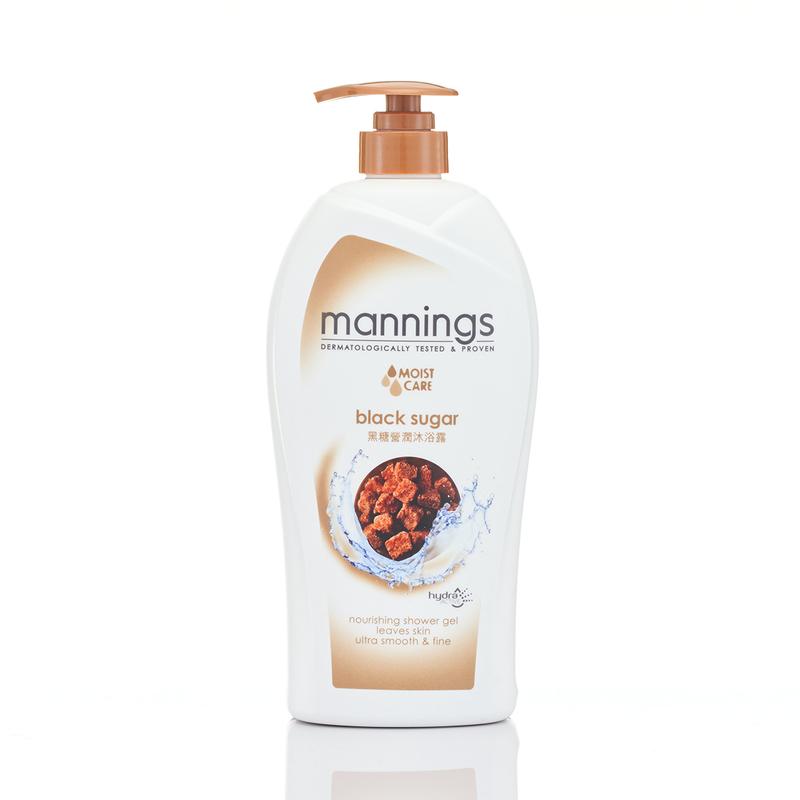 Mannings Black Sugar Shower Gel 1000mL