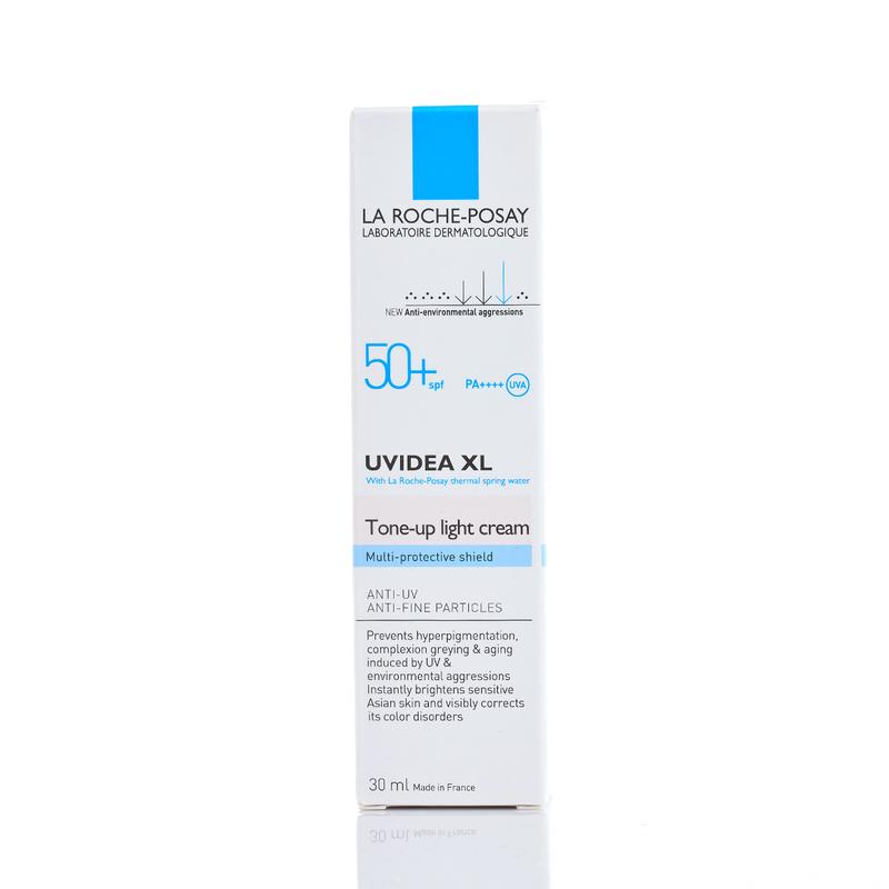 La Roche-Posay Uvidea Anthelios Tone Up Cream(Light) SPF50+ 30mL