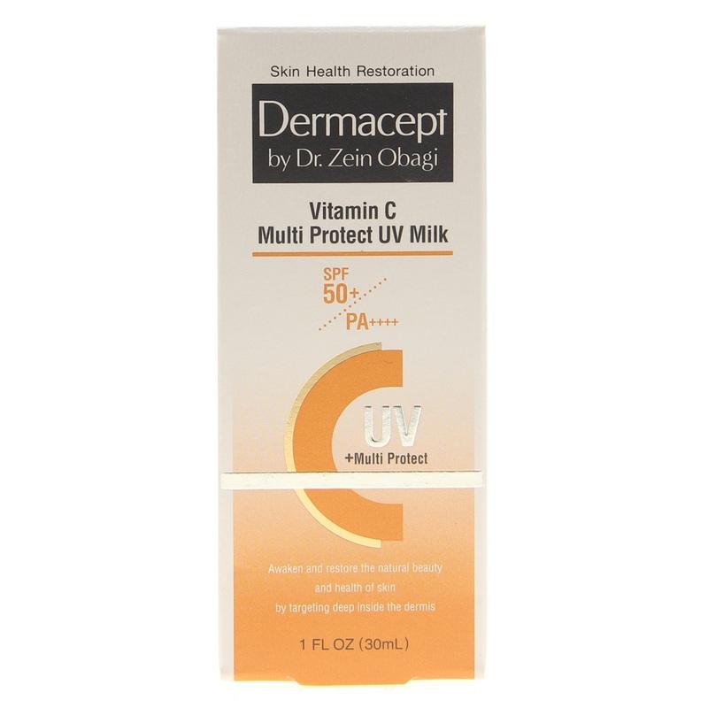 Dermacept(ZO) Vitamin C Multi Protect UV Milk 30mL
