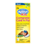 Hyland's 4Kids Complete Cold 'n Flu (Ages 2-12) 118ml