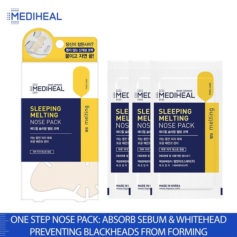 Mediheal Sleeping Melting Nose Pack