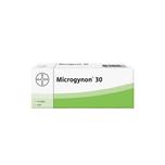 Microgynon 30 Contraceptive Pill 21 Tablets