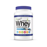 Orgain Organic grassfed Whey Protein Powder Vanilla Bean, 1.82lbs