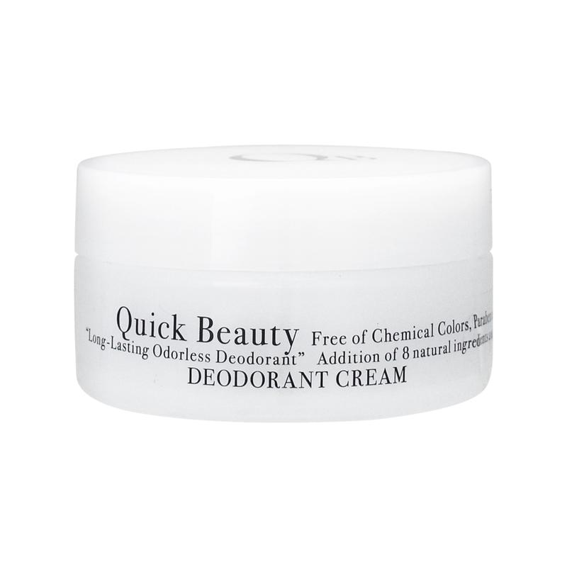 Quick Beauty QB Deodorant Cream 30g