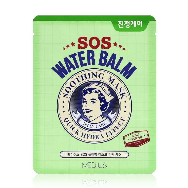 Medius SOS Water Balm Mask Soothing