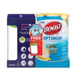 Boost Optimum Powder, 800g banded with Container