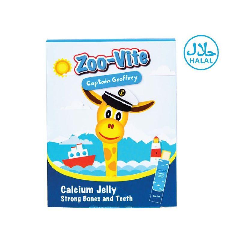 Nature's Essentials Zoo-Vite Jelly Sticks - Calcium 30sticks