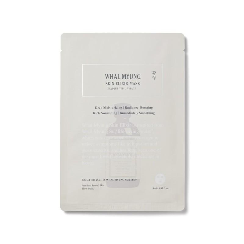 Whal Myung Skin Elixir Mask, 5pcs