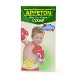 Appeton Multivitamin Lysine With Prebiotic, 60 tablets