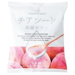 Wakashou Chia Seed Konnyaku Jelly(Peach) 175g