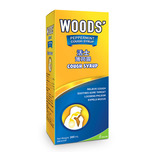 Woods Peppermint Cough Syrup Adult, 200ml