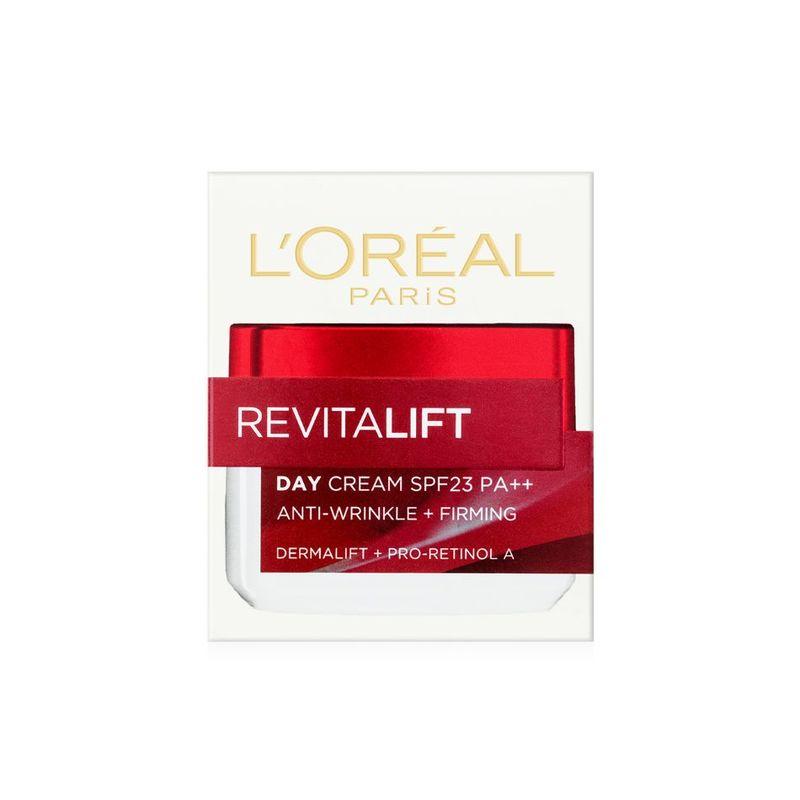 Dermo-Expertise L'Oreal Revitalift Day Cream SPF 23 PA+, 50ml
