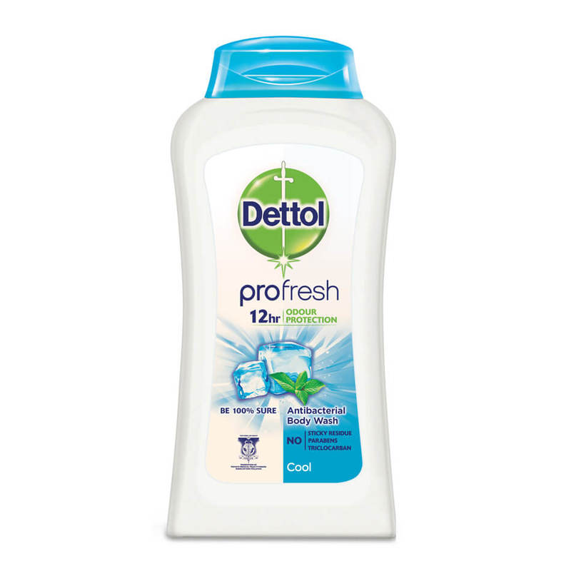 Dettol Shower Foam Cool, 100ml