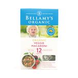 Bellamys Vegie Macaroni 175g