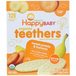 Happy Baby Organic Banana Teether-F