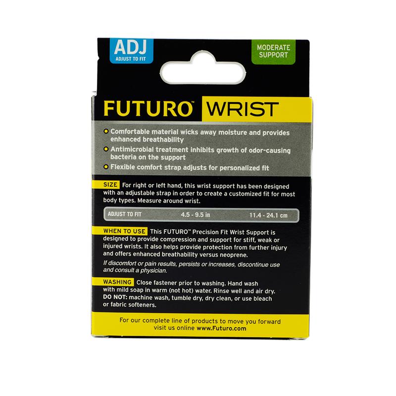 Futuro Precision Fit Adjustable Wrist Support
