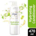 Dove Botanic Selection Conditioner Hydration Moisture 470ml