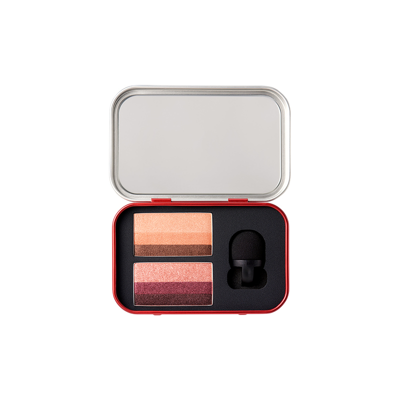 Aprilskin Perfect Magic Dual Eyeshadow Pure & Chic