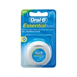 Oral B Dental Floss Mint Wax