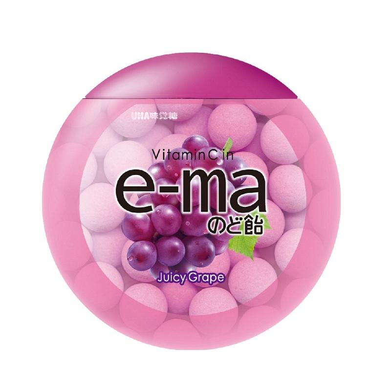 E-MA Grape Juice Candy 33g