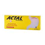 Actal Plus Fast Acting Antacid, 20 tablets