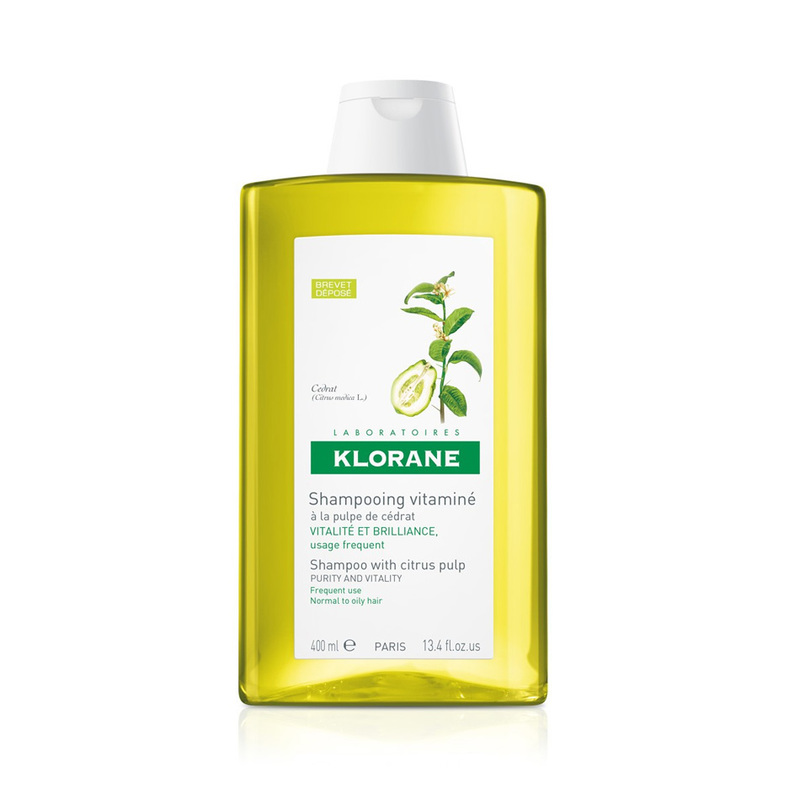 Klorane Citrue Pulp Shampoo, 400ml