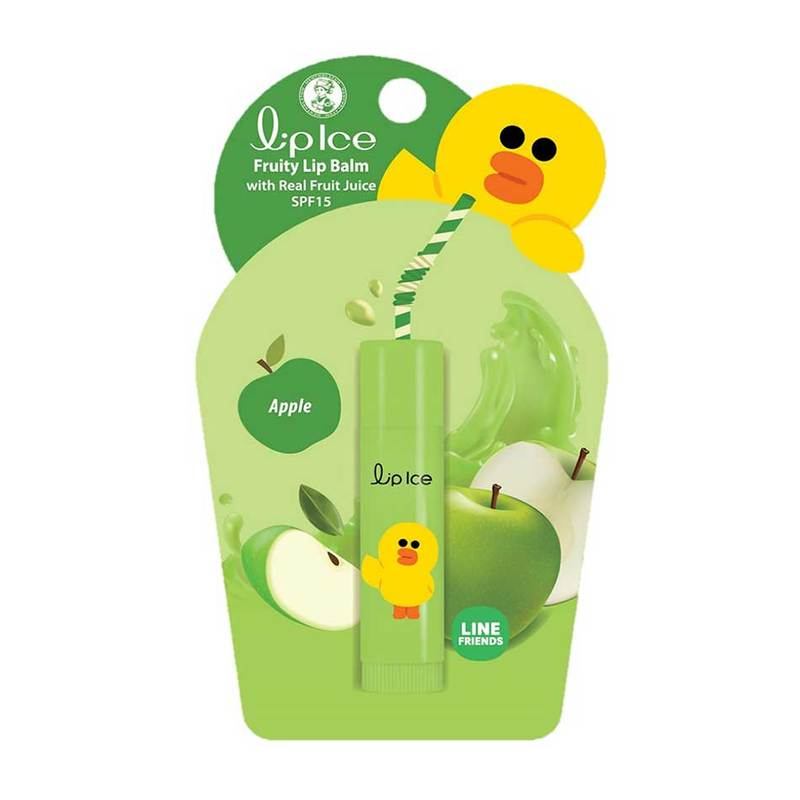 Mentholatum LipIce Fruity Lip Balm Apple 3.5g