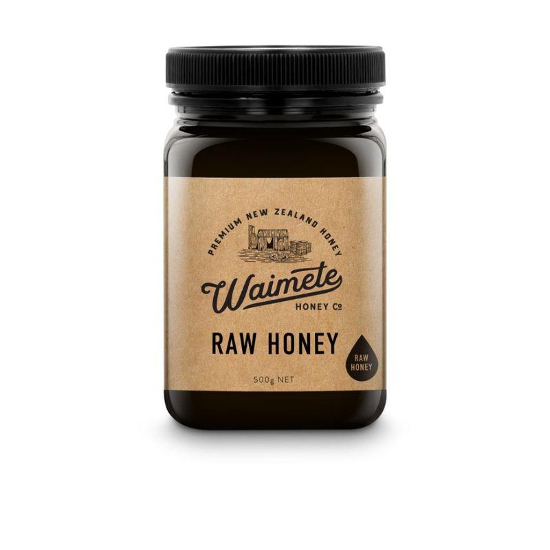 Waimete Raw Honey, 500g