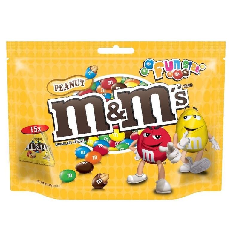 M&M's Peanut Funsize 202.5g