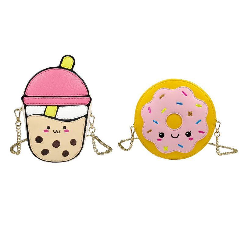 Bubble Tea / Doughnut Sling Bag Free Gift