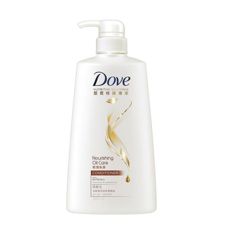 Dove Nourishing Oil Care 660mL