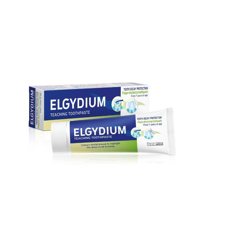 Elgydium Teaching Plaque Disclosing Toothpaste 50ml