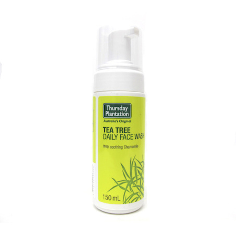 Thursday Plantation Facial Wash, 150ml