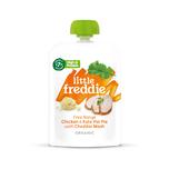 Little Freddie Organic Free Range Chicken&Kale Pot Pie with Cheddar Mash 130g
