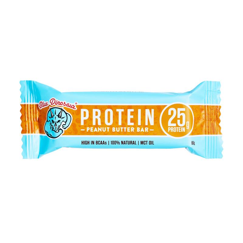 Blue Dinosaur Peanut Butter Protein Bar, 60g