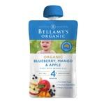 Bellamys Blubry Mango&Apple 120g