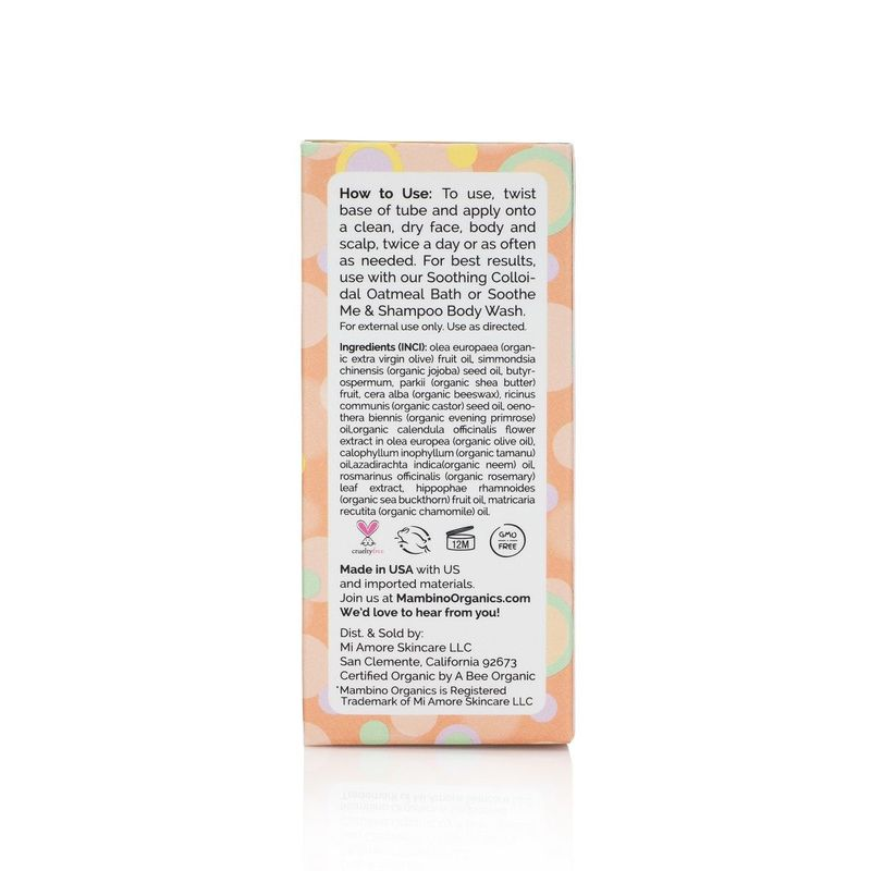 Mambino Organics Happy Baby Soothing Stick 18g