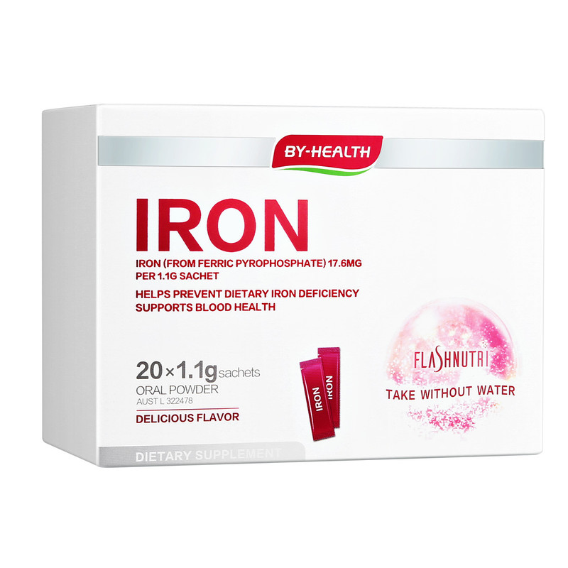 By-Health Iron