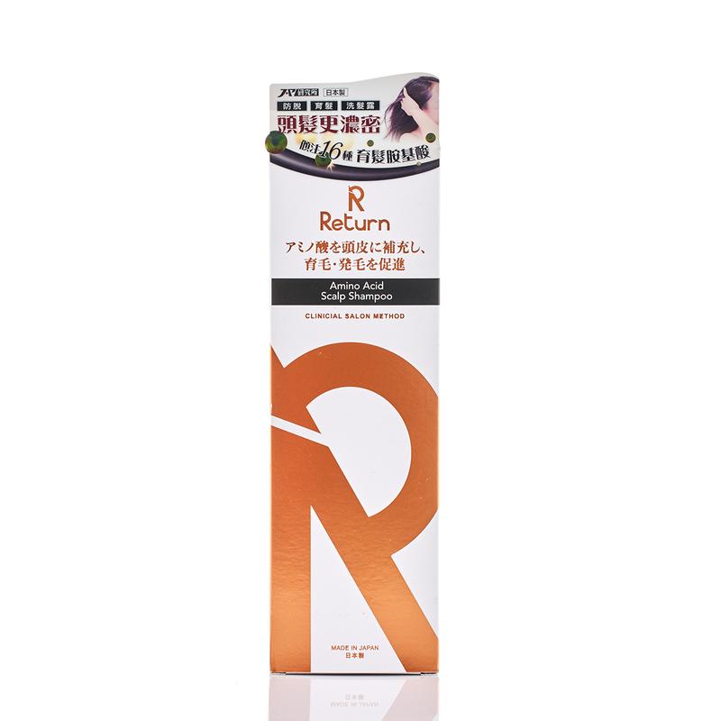Return Amino Acid Scalp Shampo 480mL