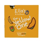 Ella's Kitchen The Yellow One Smoothie Multi Pack (4M+) 90g x 5