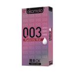 Okamoto 4 Hyaluronic Acid Condoms, 10pcs