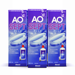 Aosept® Plus Contact Lens Care System 360mLx3 + Tester 90mL
