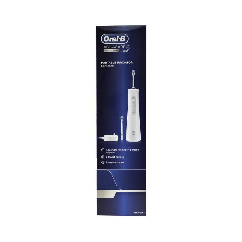 Oral B Aqua6 Care Pro Expert Mdh20