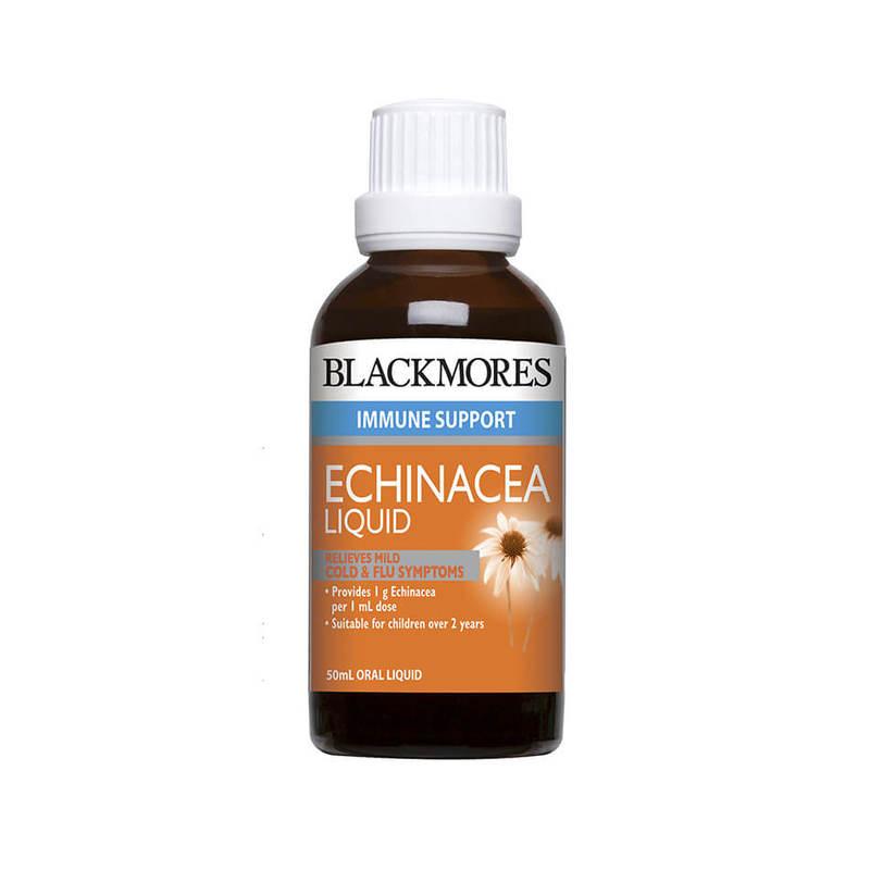 Blackmores Echinacea Liquid Immune Support, 50ml