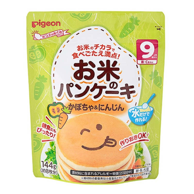 Pigeon Rice Pancake Powder P&C