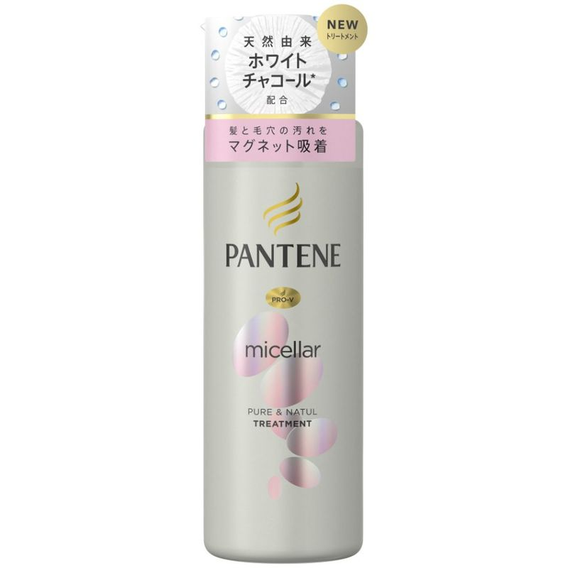Pantene Micellar Water Natul & Moist Conditioner, 500ml