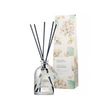 Round A'Round Dryflower Diffuser [White Hydrangea] 145ml