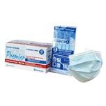 Medicom Premier Procedure Earloop Adults Mask Individual Pack 40pcs/box