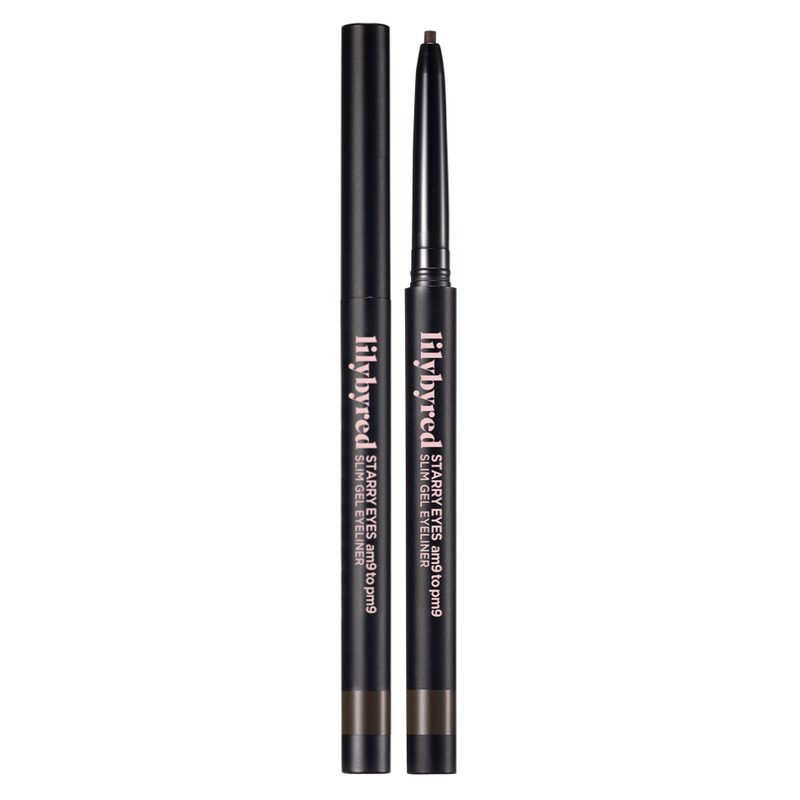 Lilybyred Starry Eyes Slim Gel Liner 02 Matt Brown 0.14g